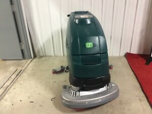 Tennant Nobles Ss5 32 Machine Used Machine Good Batteries