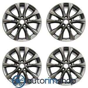 Toyota Rav4 2016 2018 18 Factory Oem Wheels Rims Set