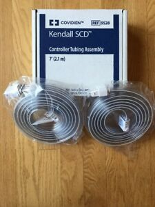 Coviden Kendall Scd Controller Tubing Assembly 7 2 1m Ref 9528 box Of 1 Pair