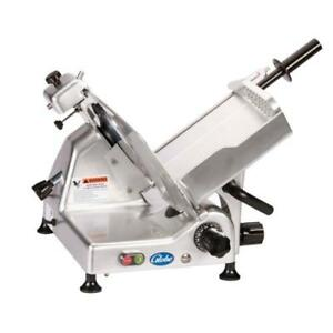 Globe G12 12 In Medium Duty Manual Meat Deli Slicer