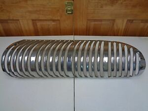 New 1949 Ford Mercury 8m 8151 b Coupe Sedan Woody Radiator Grille