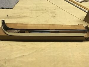 New 1956 Ford Lincoln By 16227a Capri Premiere Left Hand Radiator Grille