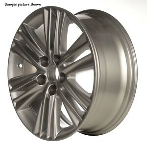 1 17 Alloy Wheels Rims For 2004 2013 Lexus Es 2002 2013 Camry 9077