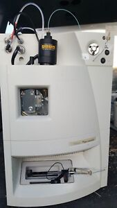 Nice Waters Micromass Zq 2000 Spectrometer With Edwards E2m30 Vacuum Pump