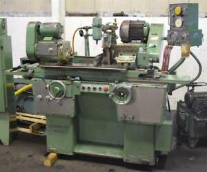 Cincinnati 4 X 18 Cylindrical Toolroom Grinder