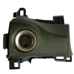 Push Button Starter Switch With Decorative Cover For Civic