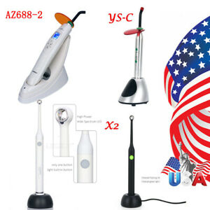 Dental Led Curing Light Lamp Wireless 1800mw 2700mw c 1100mw cm 2300mw cm