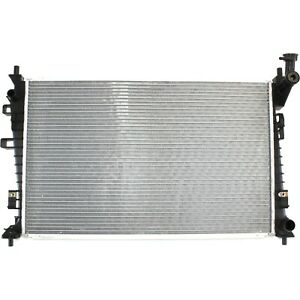 Radiator For 2008 11 Ford Focus 2 0l 1 Row W automatic Trans Sedan coupe