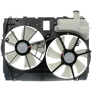 Radiator Cooling Fan For 2004 2005 Toyota Sienna Shroud Only