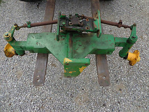 John Deere 40 420 430 T Tricycle Square Wide Front End