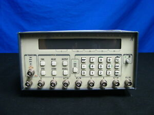 Stanford Research Systems Dg535 4 Channel Digital Delay Pulse Generator