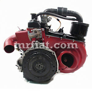 Fiat 500 126 650 Cc 35 Hp Sport Engine Complete New
