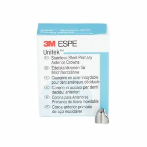 3m 907051 Unitek Stainless Steel Primary Anterior Crown Lower Cuspid Size 1