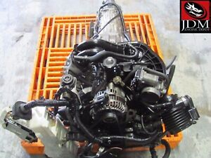 03 08 Mazda Rx8 Renesis 4port Engine Auto Transmission Jdm 13b