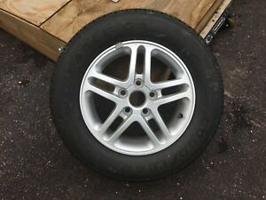 1997 2001 Toyota Camry 15 Alum Wheel With Eagle Ga Tire 205 65r15 Nos