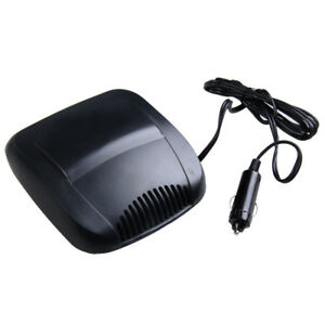 High Power Windshield Heating Device With Free Windshield Snow Guard