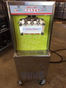 Taylor Model 336 27 Single Phase Soft Serve Water Cooled 2010 Model Very Clean