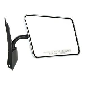 New Mirror Chevy Olds S 10 Blazer S10 Pickup Jimmy Right Hand Side Passenger Rh