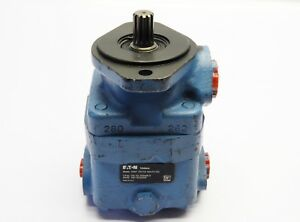 Eaton Vickers V20f 1d11s 38a7h 22l Power Steering Hydraulic Pump New