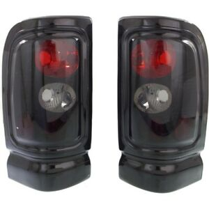 Tail Light For 94 2001 Dodge Ram 1500 Set Of 2 Driver And Passenger Side