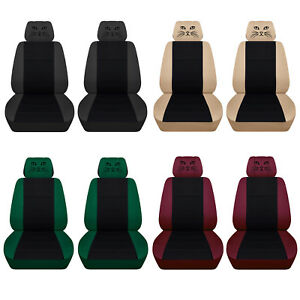 Fits 2018 Toyota Camry Cat Eye Seat Covers Your Choice Of Color