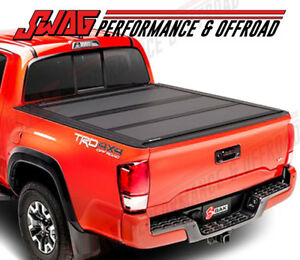 Bak Industries Bakflip Mx4 Bed Cover For 07 18 Tundra Crew Max W Track System