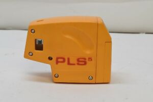 Pacific Laser Systems Pls 5 Plumb And Sqaure 5 point Red Dot Level Guaranteed