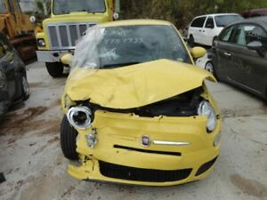Heater Core 2 Door Gasoline Fits 12 16 Fiat 500 581695