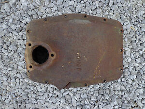 John Deere Unstyled B Side Fill B306r Rear End Cover
