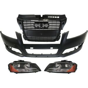 New Kit Auto Body Repair Front For A3 Au1000223 Au1200119 Au2502141 Au2503141
