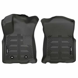 4wd Pros 77308 Floor Mats For 2016 2017 Toyota Tacoma Front Row 2 Pieces