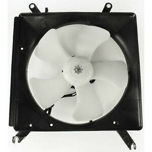 Radiator Cooling Fan For 1990 1993 Honda Accord 2 2l 4cyl Engine