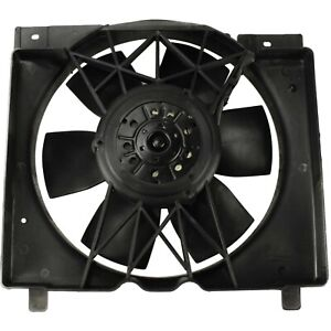 Radiator Cooling Fan For 1988 1994 Jeep Cherokee 1988 1992 Jeep Comanche At Lh