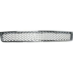 Grille 2007 14 For Chevrolet Tahoe 2007 13 Avalanche Lower Chrome W Off Road Pkg