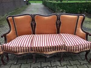 Antique Sofa In French Louis Xvi Style Amazing Details