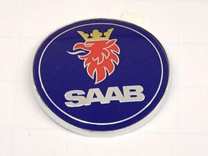Saab 9 3 Conv Trunk Decklid Emblem Badge Genuine Rear Insignia Logo