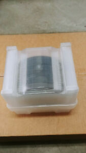 New 19 Pcs Polished 6 150mm Silicon Wafer With Original Storage Box