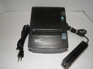 Touch Dynamic Wtp 150 Thermal Point Of Sale Receipt Printer W Power Supply Seria