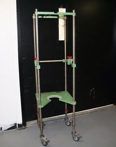 Chemglass Process Reactor Stand On Wheels