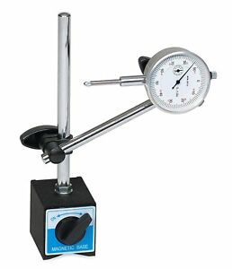Gearwrench 3761 2 1 4 inch Dial Indicator Set With On off Stand