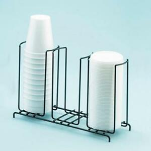 Cal mil 1229 3 Section Cup And Lid Dispenser