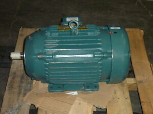New Baldor Electric cecp84106t 4 Motor 20 Hp 3510 Rpm 460v Volts 3 Phase