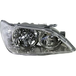 Hid Headlight For 2001 Lexus Is300 Right