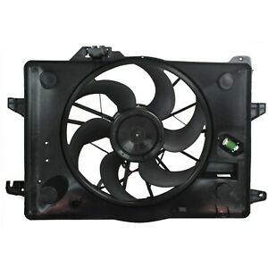 Radiator Cooling Fan For 2001 2002 Lincoln Town Car