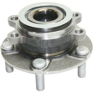 Front Wheel Hub Bearing W abs For 2008 2009 2010 2011 2012 Nissan Sentra Rogue
