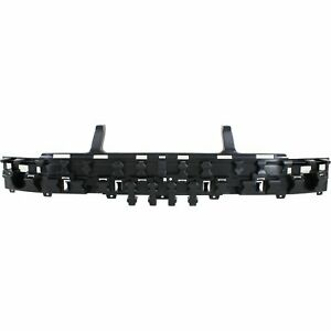 Bumper Absorber For 2013 2017 Ford Fusion Energy Absorber Plastic Rear Capa