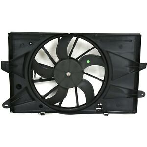 Radiator Cooling Fan For 2008 2012 Ford Taurus 2008 2009 Taurus X W Controller