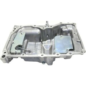 Oil Pan For 2005 2008 Ford Escape 2 3l 4cyl Engine 4 5 Qts City Aluminum