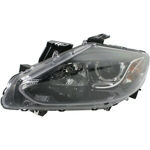 Headlight For 2013 2014 2015 Mazda Cx 9 Sport Touring Grand Touring Gt Gs Left