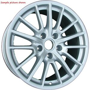 1 New 19 Alloy Wheel Rim For Porsche 911 997 Cayman Boxster 9103